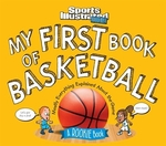 Book cover of MY 1ST BOOK OF BASKETBALL