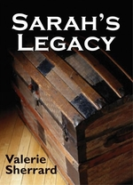 Book cover of SARAH'S LEGACY