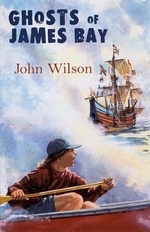 Book cover of GHOSTS OF JAMES BAY