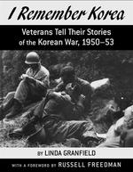 Book cover of I REMEMBER KOREA VETERANS TELL THEIR STO