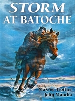 Book cover of STORM AT BATOCHE