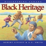 Book cover of BLACK HERITAGE