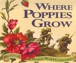 Book cover of WHERE POPPIES GROW