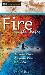 Book cover of FIRE ON THE WATER