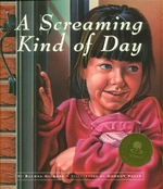 Book cover of SCREAMING KIND OF DAY