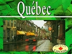 Book cover of QUEBEC