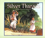 Book cover of SILVER THREADS