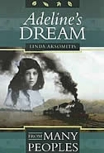 Book cover of ADELINE'S DREAM