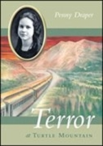 Book cover of TERROR AT TURTLE MOUNTAIN
