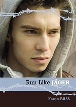 Book cover of RUN LIKE JAGER