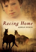Book cover of RACING HOME