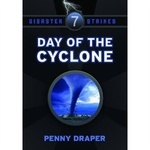 Book cover of DISASTER STRIKES 07 DAY OF THE CYCLONE