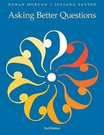 Book cover of ASKING BETTER QUESTIONS