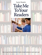 Book cover of TAKE ME TO YOUR READERS