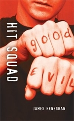 Book cover of HIT SQUAD