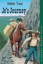Book cover of JO'S JOURNEY