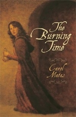 Book cover of BURNING TIME