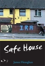 Book cover of SAFE HOUSE