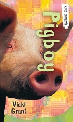 Book cover of PIGBOY
