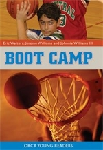 Book cover of BOOT CAMP