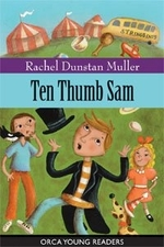 Book cover of 10 THUMB SAM