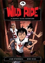 Book cover of WILD RIDE