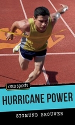 Book cover of HURRICANE POWER