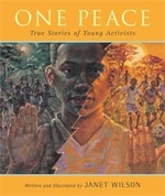 Book cover of 1 PEACE