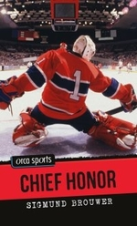 Book cover of CHIEF HONOR