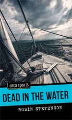 Book cover of DEAD IN THE WATER