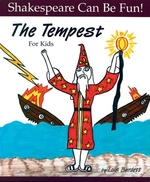 Book cover of TEMPEST FOR KIDS