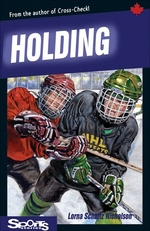 Book cover of HOLDING