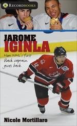 Book cover of JAROME IGINLA