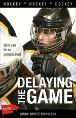 Book cover of DELAYING THE GAME
