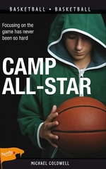 Book cover of CAMP ALL-STAR