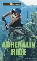 Book cover of ADRENALINE RIDE