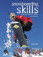 Book cover of SNOWBOARDING SKILLS THE BACK-TO-BASIC
