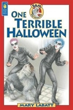 Book cover of 1 TERRIBLE HALLOWEEN