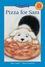 Book cover of PIZZA FOR SAM