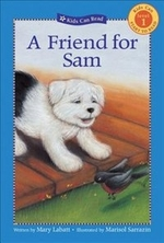 Book cover of FRIEND FOR SAM