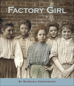 Book cover of FACTORY GIRL