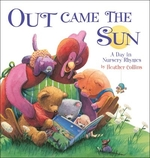 Book cover of OUT CAME THE SUN