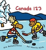 Book cover of CANADA 123