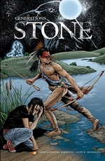 Book cover of 7 GENERATIONS - STONE