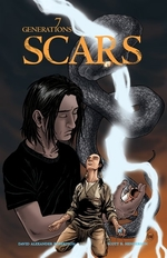 Book cover of 7 GENERATIONS - SCARS