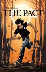 Book cover of 7 GENERATIONS - THE PACT