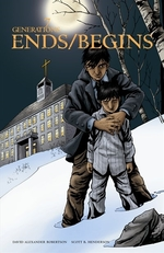 Book cover of 7 GENERATIONS - ENDS BEGINS