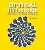 Book cover of OPTICAL ILLUSIONS