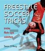 Book cover of FREESTYLE SOCCER TRICKS