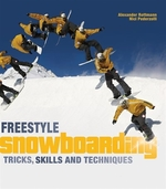 Book cover of FREESTYLE SNOWBOARDING